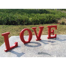 Buy Free 13x15x2cm, thick Wedding Decoration Wooden LOVE Letters Wedding Favors Birthday Party Supplies Home Decor for $17.09 in AliExpress store