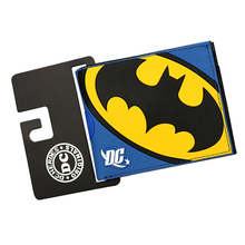 Bat Man Comic DC Wallets Men purse Women Bifold Boy Birthday Gifts  leather Embossed wallets Money Photos ID Card Holder Bolso