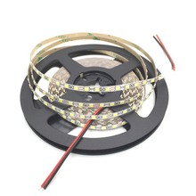 5MM WIDTH 12V 120LED/m 5m/lot 2835  LED strip light Non-Waterproof low power high brightness white warm white led strip