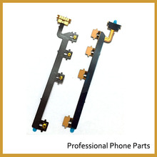Original New For Nokia Lumia 820 Side Power Button Volume Key Flex Cable Replacement Spare Parts(China)