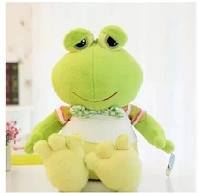 31 inch plush toy lovely frog doll gift w4967(China)