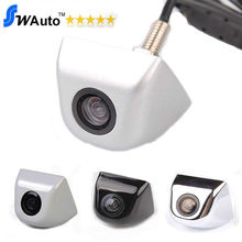 HD CCD Waterproof Wire Car Rearview Rear View Camera Parking Reverse System (Optional:Monitor/LCD Mirror/Parking Sensors)
