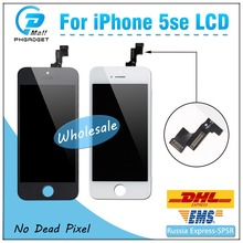 AAA digitizer display Touch Screen LCD for iPhone 5S SE(China)