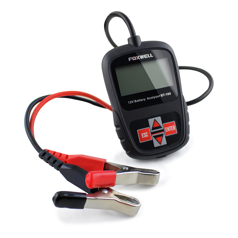 FOXWELL BT100 12V Car Battery Tester<br><br>Aliexpress