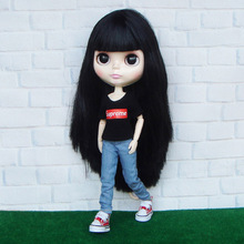 1PCS Clothes for Blyth Doll Jeans 1/6 Doll Accessories(China)