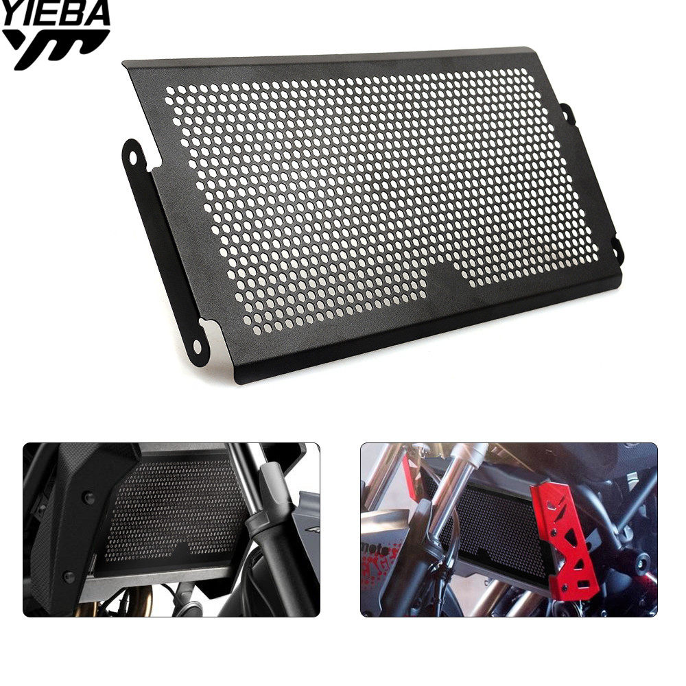 LOGO For YAMAHA MT07 MT 07 MT-07 FZ07 FZ-07 XSR700 XSR-700 2014-2016 Motorcycle cover Guards Radiator Grille Cover Protecter