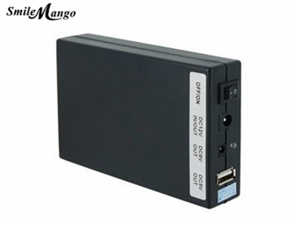 SmileMango Multi-function 5V/9V/12V li-ion battery rechargeable battery YSD-998<br>