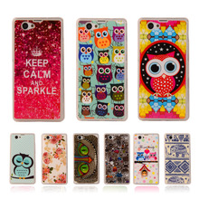 "Fashion Popular Soft TPU Silicone Case Soft Plastic Cover For Sony Xperia Z1 mini D5503 M51W Z1 Compact 4.3"" Phone Cases"