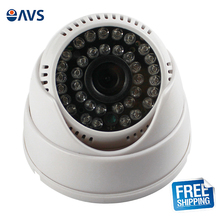 AHD 1080P 2.0MP Security Monitor Indoor Dome CCTV Surveillance Product with Plastic Casing Cheap Price(China)