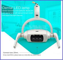 Dental LED lamp Dental chair lamp surgical lights induction switch led dental chair light operating lamp(China)