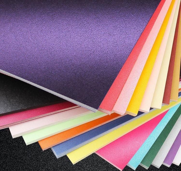 Papel kraft de 120 g//m/² 100 hojas de papel kraft A4 para origami hecho a mano