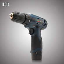 12V 16.8V Screwdriver battery Cordless screwdriver Power tools Screw gun Electric Screwdriver drill Battery*2