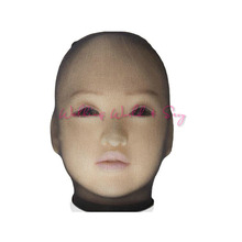 Buy New Adult Sex Headgear Hood Bondage Restraint Mask Fetish Cosplay Sex Mask Fetish Adult Game Sex Toys Couples Flirting
