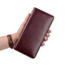 ONLVAN Wallets Men Women with 6000mAh Movable Power Gift For Client Staff New Design Men's Wallets For Friend Multifuntion Purse(China)