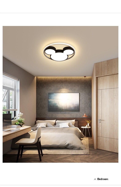 modern led ceiling light fixtures ceiling lamps for living room bedroom plafondlamp 12