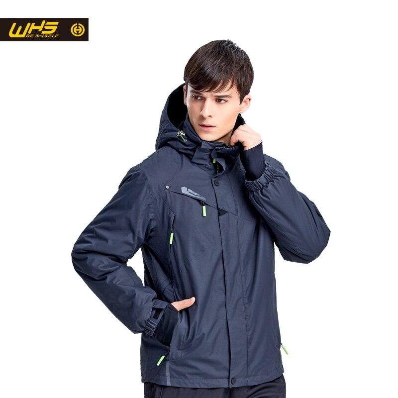 WHS New Men ski Jackets brands Outdoor Warm Snowboard Jacket coat male waterproof snow jacket Man sportswear winter clothes<br><br>Aliexpress