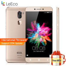 "Original Letv Cool1 Dual Pro Leeco Coolpad Cool 1 4GB RAM 64GB Snapdragon 652 Mobile Phone 5.5"" FHD 13MP Dual Back Cameras(China)"