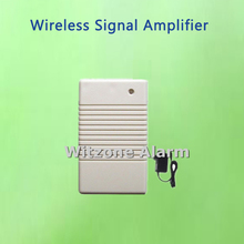 Wireless signal amplifier 433mhz signal repeater for wifi gsm alarm system G90B,signal extender/signal strengthener(China)