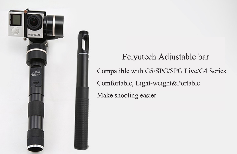 Adjustable-Extension-Rod-Telescopic-Pole-Monopod-Extension-Bar-for-Feiyu-G4-WG2-SPG-Stabilizer (14)