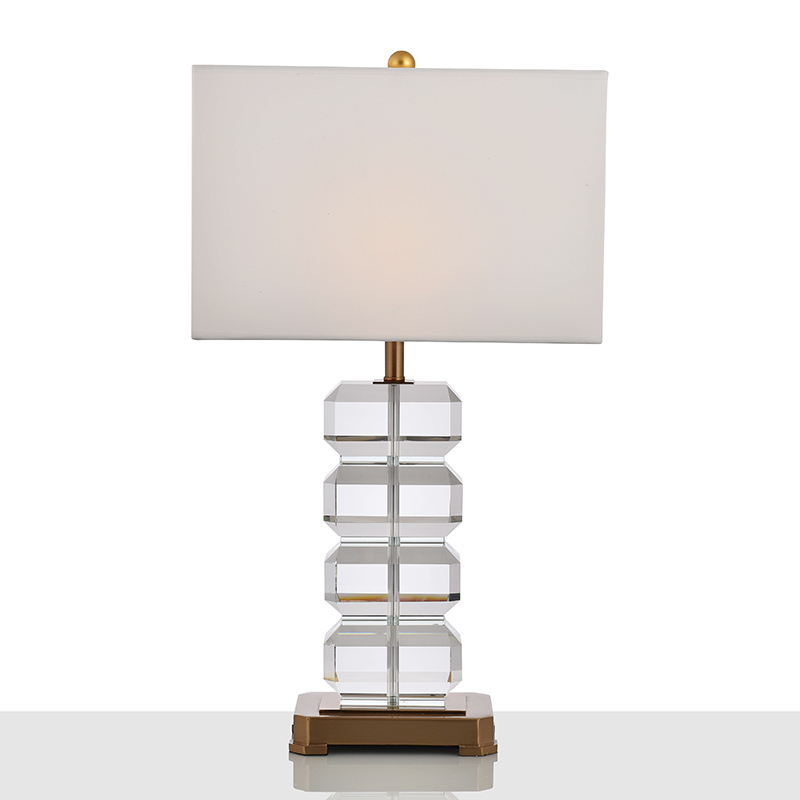 Hotel Crystal Table Lamp 3