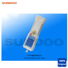 Sundoo SP-200 200N TFT LCD Digital Diagram Push Pull Force Gauge Meter(China)