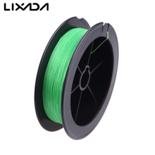 Promotion! 5 Colors Super Strong 100M 20LB 0.18mm Fishing Line Strong Braided 4 Strands Carp Fishing line(China)