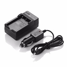 Powerextra EN-EL9 EL9A ENEL9 Rechargeable Battery Charger For Nikon D5000 D60 D40 D40X D3000 D3X Camera Charger(China)