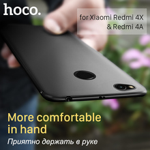 HOCO for Xiaomi Redmi 4X 4A Frosted Protective Case Soft TPU Cover Ultra Thin Luxury Premium Cases Matte Shell Phone Protection