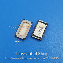 2pcs/lot Genuine New earpiece Ear speaker Replacement for BlackBerry STORM 2 9520 9550 Curve 9380 Torch 9860 9850 top quality