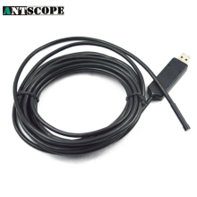 Antscope 2M 6LED 7mm Focus Camera Lens Mini USB Endoscope Borescope Snake Inspection Video Camera Waterproof