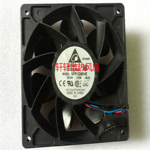 aNS All New Semi CO Free Shipping Delta QFR1224EHE-BL52 12038 12cm 24V 0.75A large air volume inverter 3-wire fan