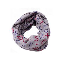 O Neck Lovely Kids Collars Child Ring Scarf Spring Autumn Winter Children's Scarf Baby Bibs Cute Scarves