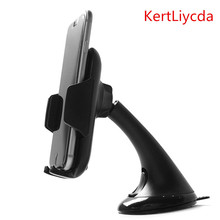 Car Phone Holder for Cell Phone Car Mount For iPhone 6s Plus 5s Samsung Galaxy S6 Edge S5 S4 Note 5 4 3 Google Nexus 5 4 LG G4