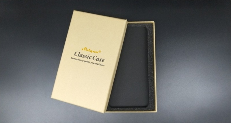 solque mobile phone case cover package box