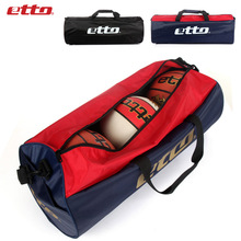 Etto Men Women Professional Ball  Bag For Basketball Football Volleyball Sports Equipment Gym Fitness Bag HAB010