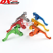 Stunt show motorcycle Modify CNC Clutch lever For CRF YZF KXF Kayo Apollo Bse Xmotos Zongshen Shineray Dirt bike Motocross