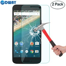 Tempered Glass Screen Protector For Google Nexus 5X 6P 6 5 4 0.3MM Premium Protective Screen Film