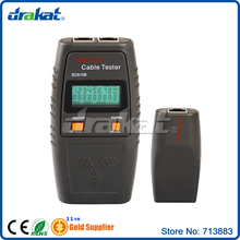 RJ45 LCD Network Cable Tester(China)