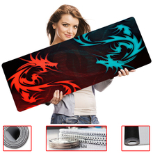 Gear MSI BIG SIZE 300*900*2MM Rubber Game Mouse Pad Laptop Computer Mat Large Mat Anti-Slip