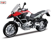 Maisto 1:12 R1200GS 31157 MOTORCYCLE BIKE Model FREE SHIPPING
