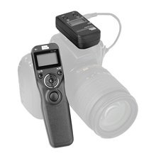 PIXEL LCD Wireless Shutter Release Timer Remote Control for Canon T5i T4i T2i T1i XT XTi XS XSi 760D 100D 550D 1100D DSLR Camera(China)