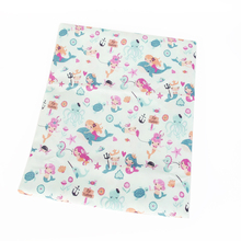 David accessories 50*145cm cartoon cat printed Polyester cotton fabric Tissue Kids home cushion textile DIY sewing fabric,c2252