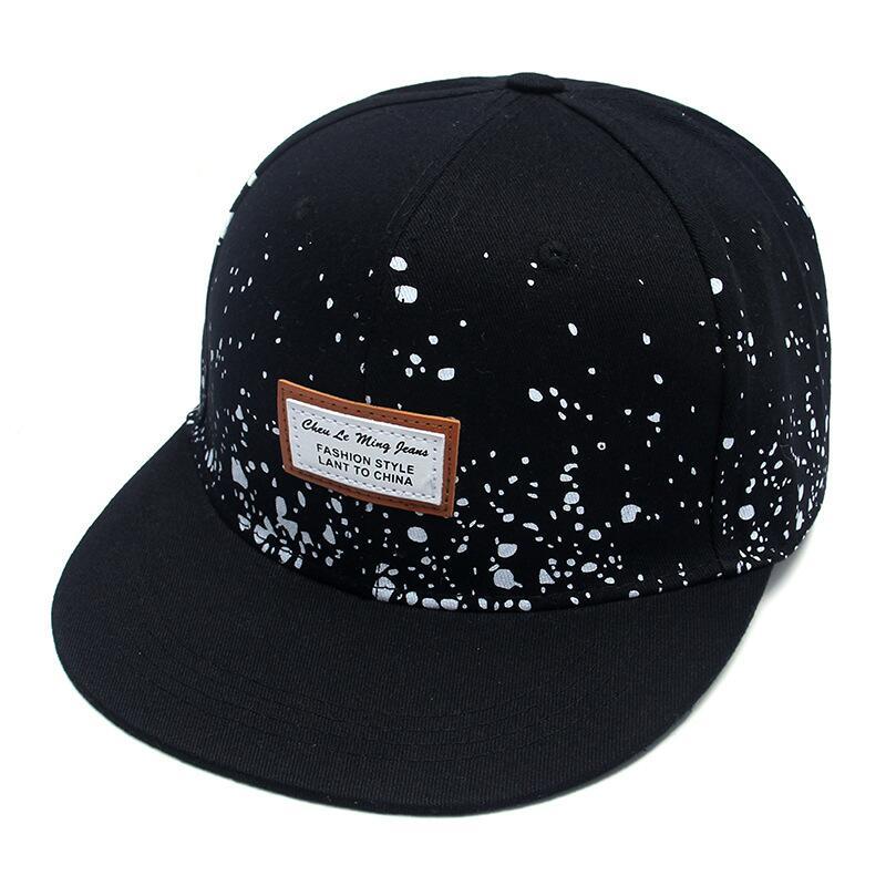 Wholesale Fashion Hip Hop Cap Boy Girl Graffiti Brand Snapback Cap Children Baseball Cap Snapback Hat Casquette Planas Gorras