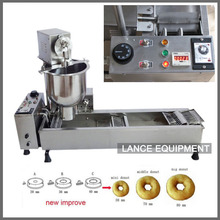commercial donut making machine/automatic fryer for donut(China)