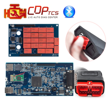 2017 CDP TCS cdp pro plus Bluetooth 2014.R2 2015.R3 keygen software OBD OBD2 cars trucks auto OBDII scanner car diagnostic tool(China)