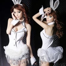 Women Sexy Bunny Girl Costume Adult Halloween Carnival Uniforms Party Cosplay Costumes Rabbit Fancy Dress role play Outfit