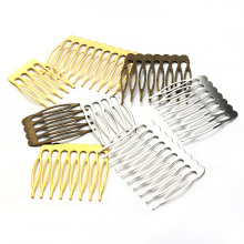 10pcs/lot Antique Gold/Rhodium/Bronze Color Bridal Hairpins Hair Combs Accesorio Pelo Alambre for Wedding Hair Pins Accessories