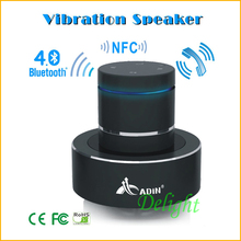 Hifi Handsfree Wireless Bluetooth Vibrating Speakers S8BT Speakerphone Subwoofer Stereo Speaker Portable Vibration Speaker(China)