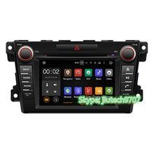 Free ship Quad Core Android 5.1.1 for mazda DVD Player autoradio for Mazda CX-7 2007+ car dvd player autoradion car GPS player