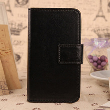 LINGWUZHE Simple Book Design Cell Phone Bag Flip PU Leather Cover For 4.5 Acer Liquid Z330 Z320 m330 Case